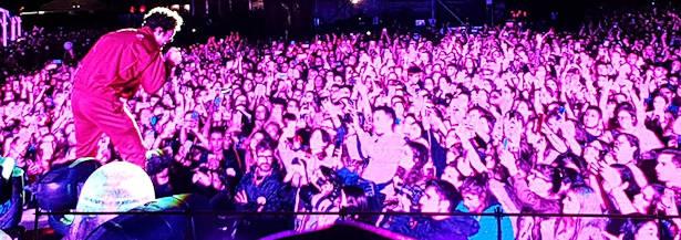 Coca-Cola Music Experience Festival 2019 : Crónica del viernes, Madrid, 13/09/2019