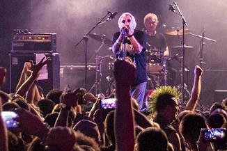 No Future Fest : Volumen 2, gran noche de punk rock en Madrid, 21/09/2019