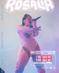 Rosalía : También agota las entradas de su segundo concierto en Barcelona