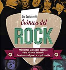 Ezio Guaitamacchi : Crónica del Rock