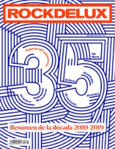 Rockdelux : 35 aniversario y número especial