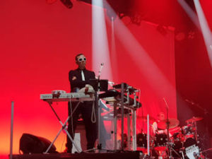 BIME Live, The Divine Comedy : Espectáculo visual 3D
