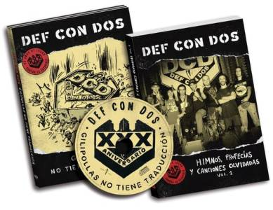 Def Con Dos: Celebran el día de los enamorados con su nuevo disco