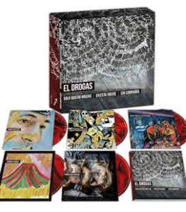 """El Drogas : Enrique Villarreal """"El Drogas"""" y sus pilas alcalinas"""