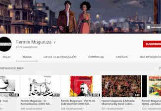 Fermin Muguruza : Sube a YouTube álbumes y documentales