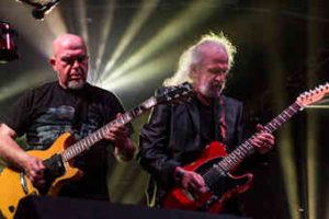 Barón Rojo, Snagora : Gira de despedida, concierto en Málaga, 29/02/2020