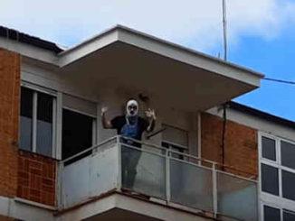 Harto, Ummo : Videoclip grabado en pleno confinamiento