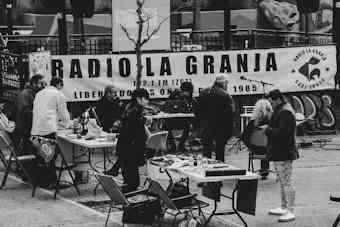 Radio La Granja: Necesitan apoyo para su continuidad