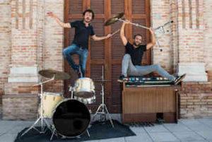 Corcs Drum&Organ : Haciendo del defecto virtud