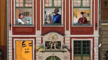 """Kase O, La Orquesta de Cámara de Siero: Versión sinfónica de la canción """"Renacimiento"""""""