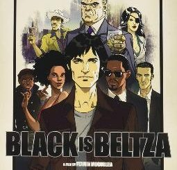 Fermin Muguruza : Black Is Beltza (DVD)