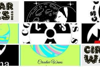 Circular Waves Records : Colaboración internacional DIY