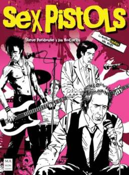 Jim McCarthy, Steve Parkhouse: Sex Pistols