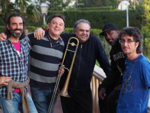 Rafa M. Guillén, The Jazz Walkers : Experiencia y eclecticismo