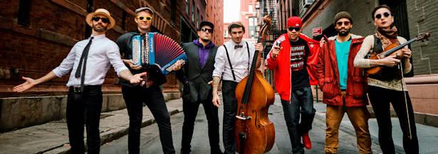 Speakeasy Streets : Una gran fiesta sonora