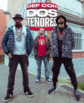 Def Con Dos: Nueva etapa del formato Dos Tenores