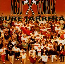 Negu Gorriak : Gure Jarrera (Reedición en vinilo, doble LP)