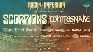 Imperium Festival : Nace Rock Imperium Festival en Murcia